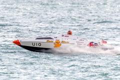 Beaver Returns - Poole Bay 100