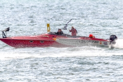 Licence To Thrill - Poole Bay 100