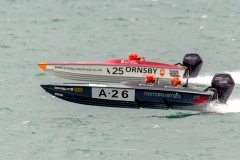 Motorvated Racing & Licence To Thrill - Poole Bay 100
